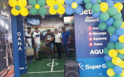 Nuevo Centro de Entretenimiento Deportivo Betplay