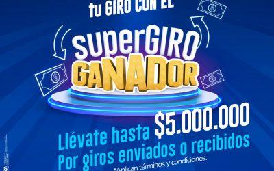 SUPERGIRO GANADOR